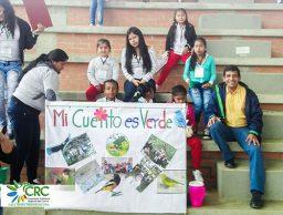 Feria ambiental en la vereda San Ignacio, municipio de Morales, Cauca