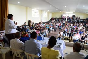 Gobernación del Cauca establece compromisos con comunidades de Piendamó