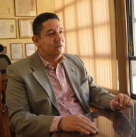 Héctor Sánchez Collazos, rector de la Institución Universitaria, Colegio Mayor del Cauca