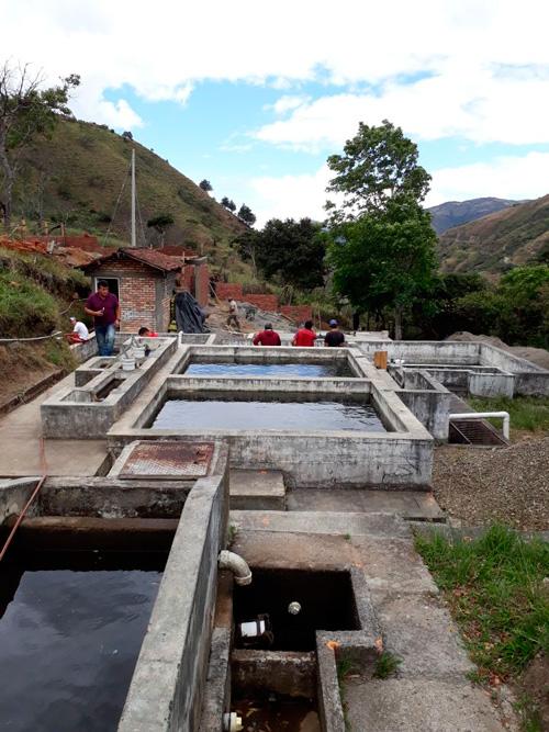 Inició obra de optimización planta de tratamiento de agua potable en el municipio de San Sebastián