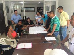 Lanzamiento del proyecto de ampliación de la cobertura rural en el sector eléctrico de Corinto