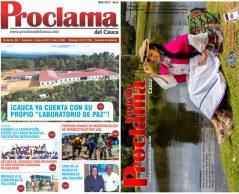 Lea gratis la edición impresa No. 388 de Proclama del Cauca