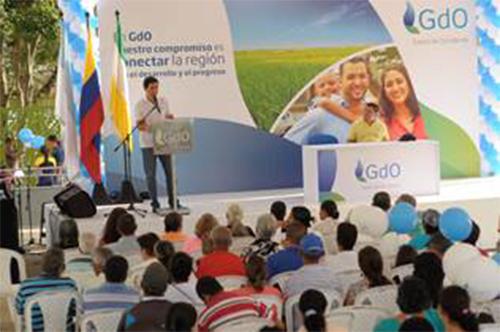 GdO, Gases de Occidente lleva el gas natural al municipio de Dagua