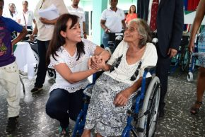 Población con discapacidad recibe de la Gobernación del Cauca dotación de ayudas técnicas para su movilidad