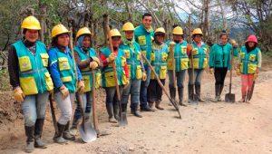 Renovados más 900 kilómetros de vías del Cauca