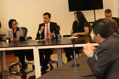 Reunión con voceros de bancadas y representantes de gremios de todos los sectores productivos de Cauca, Nariño y Putumayo