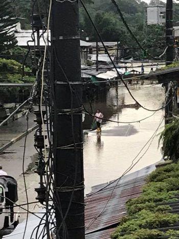 Alerta roja en Timbiquí por inundaciones 13