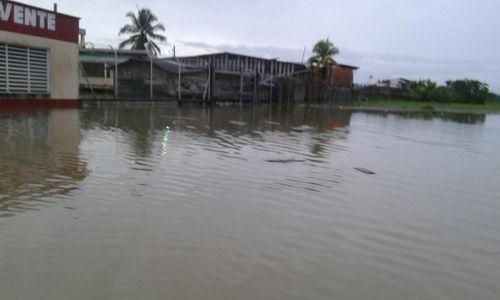 Alerta roja en Timbiquí por inundaciones 2