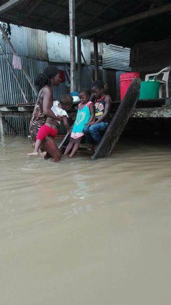 Alerta roja en Timbiquí por inundaciones 11