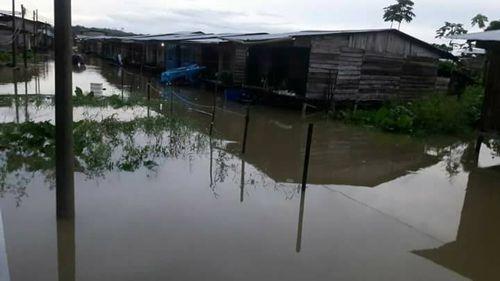 Alerta roja en Timbiquí por inundaciones 10