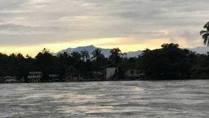 Alerta roja en Timbiquí por inundaciones 1