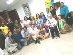 Poetas y organizadoras