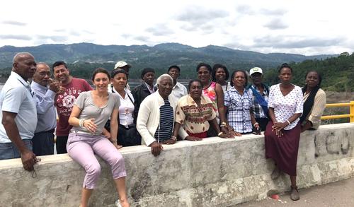 Cacaoteros del norte del Cauca promueven sus productos a nivel nacional