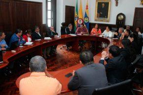 Empresas de Transporte Público y Alcaldía, concertaron sitios de descenso de pasajeros y otras noticias de Popayán