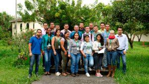 Sistema de Información Geográfica para la planificación de los recursos agrícola, minero, hídrico y forestal del Cauca