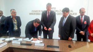 Gobernador del Cauca articula acciones en el marco del Plan Pazcífico