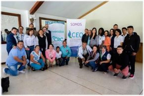 Apoyamos el fortalecimiento de iniciativas sostenibles pertenecientes a proyectos ambientales escolares PRAE