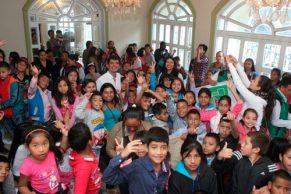 Alcaldía de Popayán celebró el 'Día de los Niños'