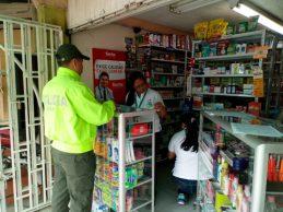 Alerta nacional por administración de medicamentos en droguerías y farmacias