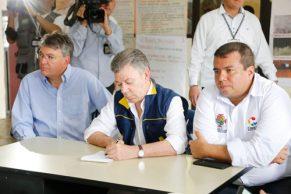 Comunidad de corinto es atendida por la Gobernación del Cauca