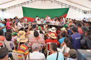 """""""Que sea el entendimiento y no las vías de hecho, lo que determine el movimiento indígena"""": Gobernador del Cauca"""