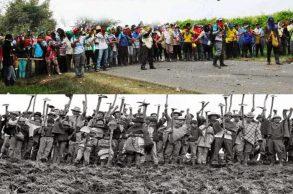 El conflicto social del Cauca