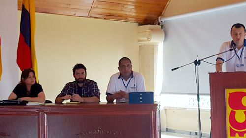 Cumbre Internacional de Periodistas