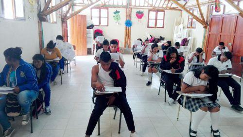 ESTUDIANTES DE INZÁ RECIBEN BECAS EN UNAD