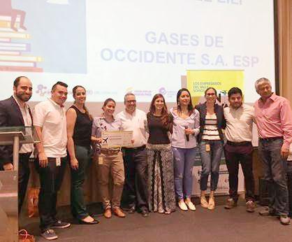 Gases de Occidente, reconocida por Programa de Innovación Empresarial