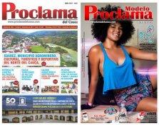 Lea gratis la edición impresa No. 390 de Proclama del Cauca