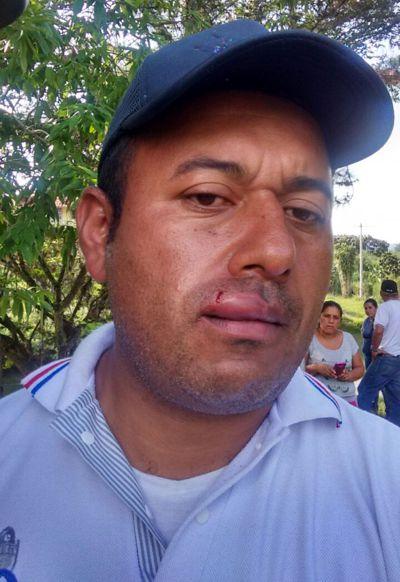Atacaron a periodistas que cubrían minga indígena