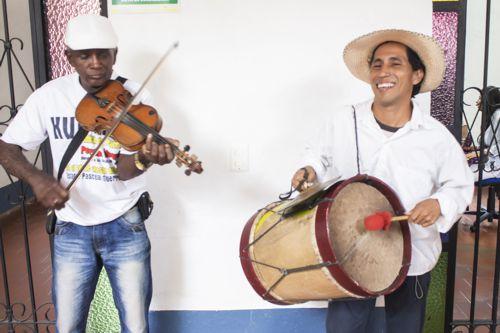 Se hizo la presentación de CORTUNORCA, en Quilichao