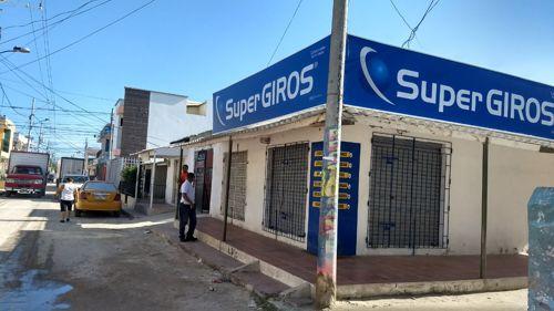 Supergiros en Barranquilla