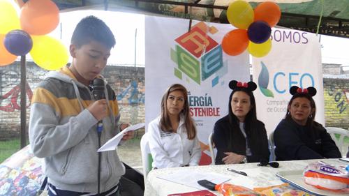 Nuevo parque infantil para los niños de Popayán