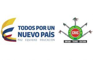 Acta de acuerdos entre el Gobierno y CRIC