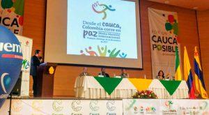 Desde el Cauca, Colombia corre en Paz