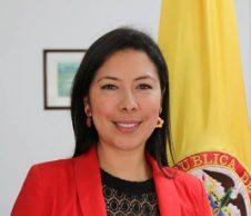 Yolanda Meneses nueva secretaria de Educación del Cauca