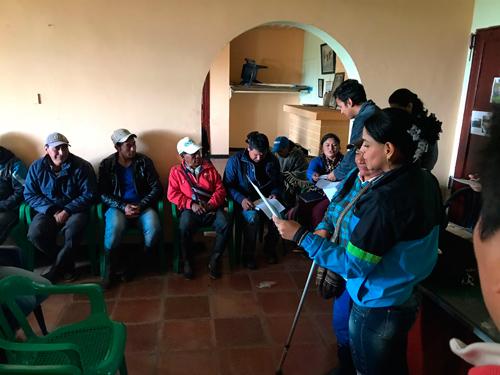 """Certificados líderes de Patugó en """"La Cultura del Agua"""" con EMCASERVICIOS"""