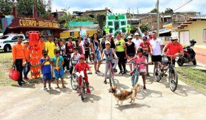 Parroquia de San Lorenzo de Caldono conmemoró su cumpleaños número 275