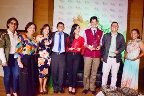 CRC premia la Gestión Ambiental para el Desarrollo Sostenible