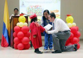 Ceremonia de Graduación de los Nidos de Paz Comfacauca 2017