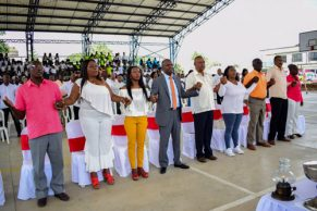 Padilla celebró 50 años como municipio