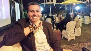 El 'profe' Tapia buscará cupo en Cámara de Representantes