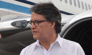 Gustavo Bell, jefe negociador del Gobierno con el ELN