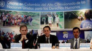 ONU expresa preocupación por defensores de derechos humanos