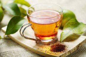 Tazas de té testigos de tasas de Tes