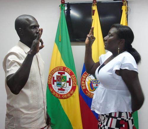 Nueva directiva del Concejo de Villa Rica 2018