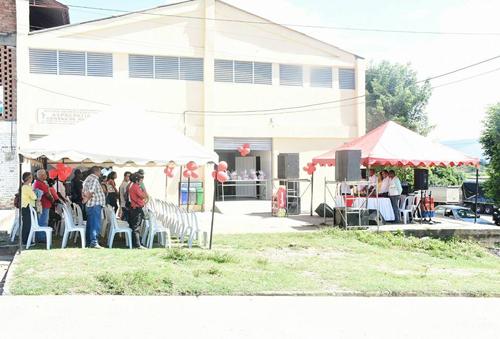 Inauguran centro de acopio de panela