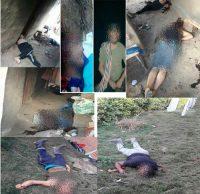 Ocho muertos en Bolívar, Cauca