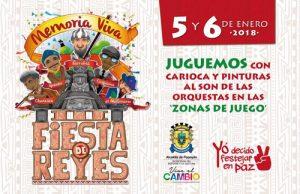 Programación Fiesta de Reyes en Popayán